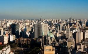 São Paulo city skyline photo creative commons by maucantara
