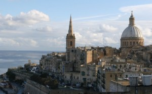 Valletta, Capital of Malta Photo by zoonabar, Creative Commons